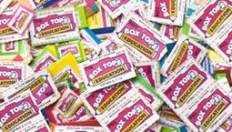 Boxtops Example